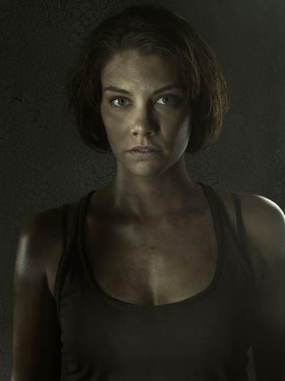 Maggie Greene (Lauren Cohan) of The Walking Dead