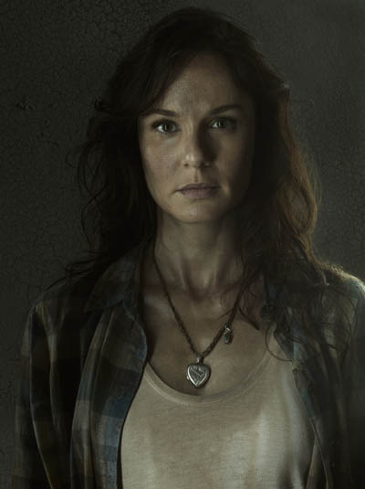 Lori Grimes (Sarah Wayne Callies) of The Walking Dead