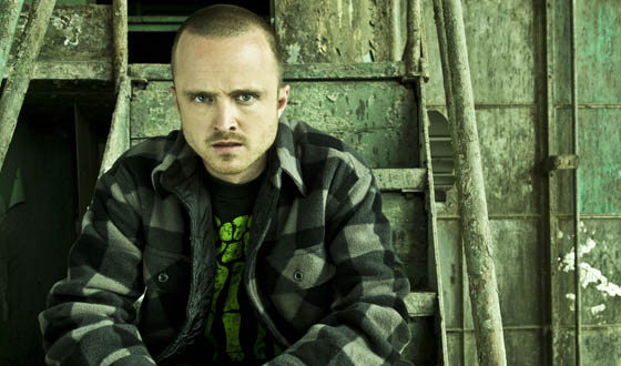 Aaron Paul Wins His Second Emmy for <em>Breaking Bad</em>