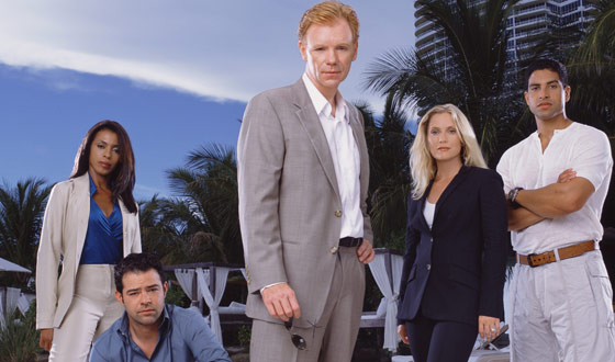 Summer's Over – It's Shark Attack Day on <i>CSI: Miami</i>