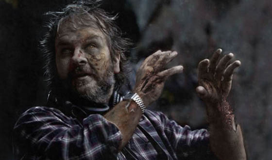 Photos – Celebs Like Peter Jackson and Jimmy Smits Get Zombified for the American Red Cross