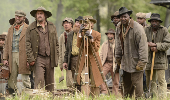 <em>Indiewire</em> on <em>Hell of Wheels</em>' 'Gritty Past'; <em>Daily Blam!</em> Previews Episode 5