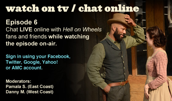 Chat Online While Watching Season 2 Episode 6 on TV This Sunday Night
