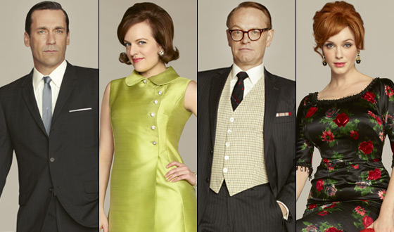 Are You the Ultimate Fan of These Four <em>Mad Men</em> Emmy Nominees? Find Out!