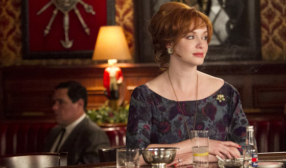 Matthew Weiner, Christina Hendricks Present Emmys; <em>Vanity Fair</em> on Hendricks at TIFF
