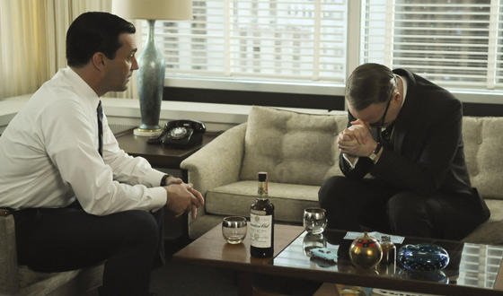 <em>Mad Men</em> Season 5 Returns On-Air This Sunday