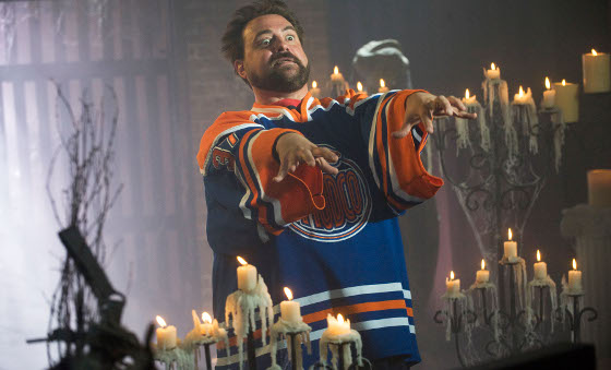 AMC Fearfest Kicks Off Sat., Oct. 13 With Host Kevin Smith