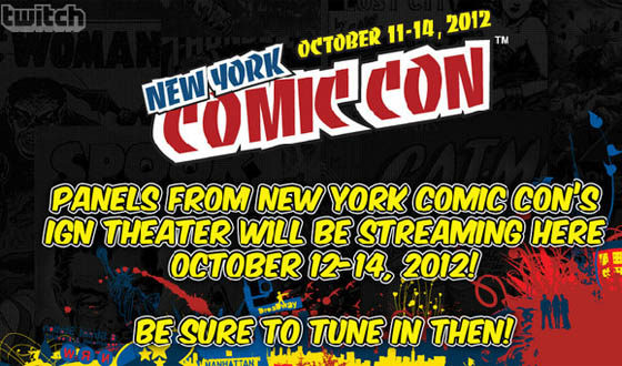 New York Comic Con and TwitchTV to Live Stream <em>The Walking Dead</em> Panel