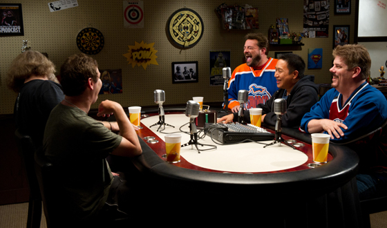 The <em>Comic Book Men</em> Cast Hits New York Comic Con; Kevin Smith Chats with <em>NPR</em>