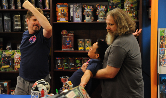 Photos &#8211; <em>Comic Book Men</em> Season 2 Sneak Peek