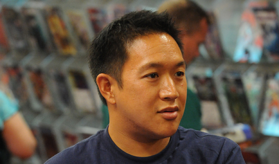 Ming Chen to Live-Tweet Episode 3 of <em>Comic Book Men</em> This Sunday Night