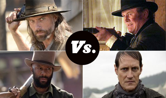 Who Would Win in a Fight to the Finish in <em>Hell on Wheels</em>? Vote Now!