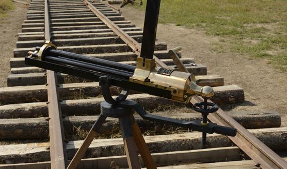 Hell on Wheels Handbook – The Gatling Gun