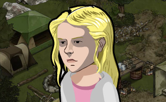 Meeting AMC&#8217;s <em>The Walking Dead</em> Characters in AMC&#8217;s Facebook Game