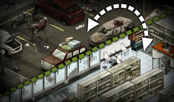<em>The Walking Dead</em> Social Game &#8211; This Week&#8217;s Tip: How to Use the New Maps