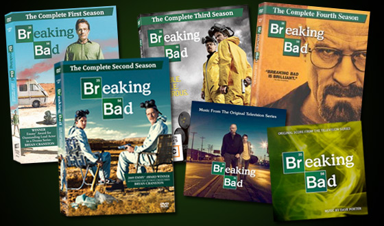 Cyber Monday Shopping? Here are the Most Popular <em>Breaking Bad</em> Products to Consider