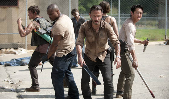 <em>The Walking Dead</em> Season 3 Marathon This Sunday at 2/1c
