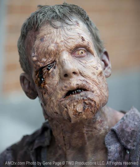 Walker in Episode 4 of The Walking Dead