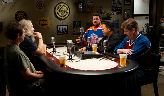 <em>Comic Book Men</em>&#8216;s Kevin Smith Talks Podcasting with <em>Variety</em>