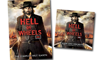 Just in Time for the Holidays &#8211; <em>Hell on Wheels</em> Stocking Stuffer and Gift Ideas
