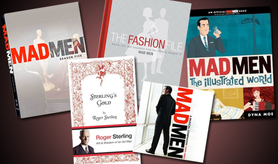 Cyber Monday Shopping? Here are Five Popular <em>Mad Men</em> Products to Consider