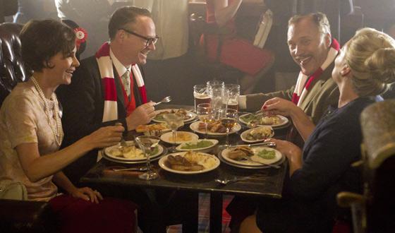 Six Ways to Dine Like a <em>Mad Man</em> This Holiday Season