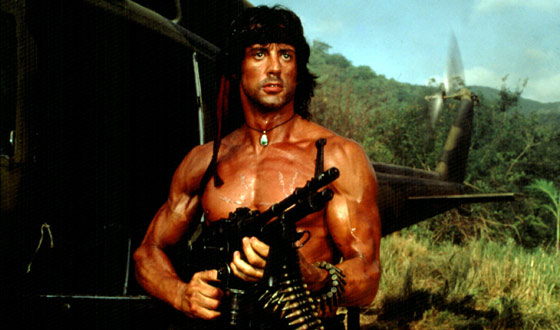 Six Things You Didn't Know About Sylvester Stallone