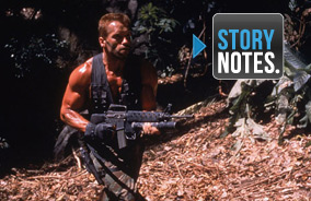 Story Notes for <em>Predator</em>