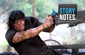 Story Notes for <i>Rambo</i>