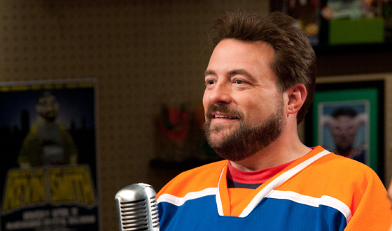 Kevin Smith Announces <em>Clerks 3</em>; <em>Comic Book Men</em> Cast Ranked Among Best Podcasters