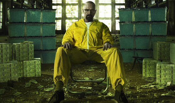 <em>Breaking Bad</em> Lands Two Golden Globe Nominations