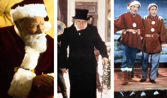 It's Time to Get Your Christmas Movies Fix On-Air and Online