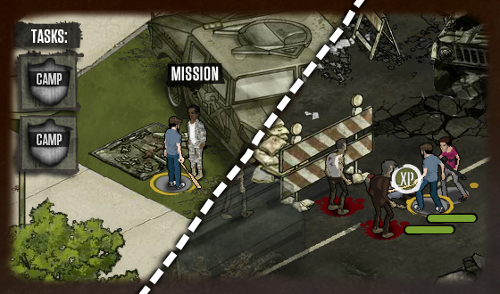 How to Gain XP in <em>The Walking Dead</em> Social Game
