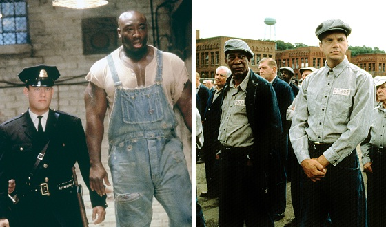 Which Stephen King Prison Flick Do You Prefer – <em>The Green Mile</em> or <em>The Shawshank Redemption</em>?