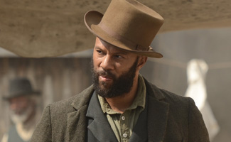 <em>Hell on Wheels</em> Named Best of 2012; Common Speaks on Respect for Native Americans