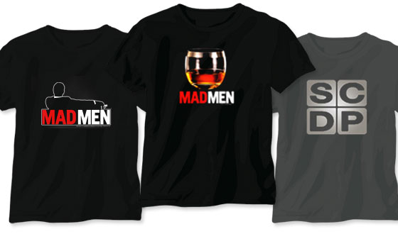 Just in Time for the Holidays &#8211; <em>Mad Men</em> Merch From Gold Label Goods
