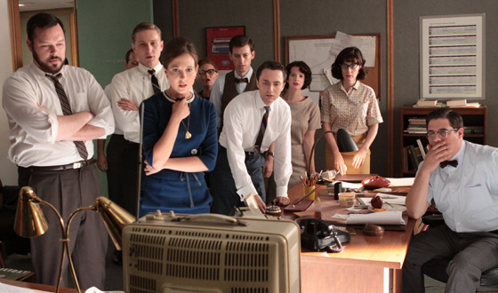 <em>Mad Men</em> Season 3 Returns On-Air This Sunday
