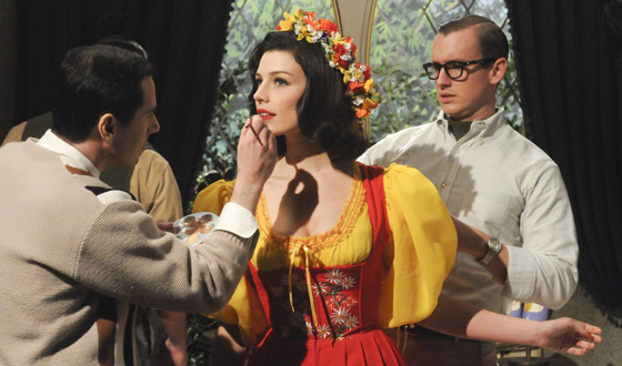 <em>Mad Men</em> on Top of <em>THR</em>, <em>EW</em>, and <em>People</em>'s Best of 2012 Lists; <em>EW</em> Lauds Jessica Paré