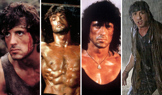 The Original Is Your Favorite <em>Rambo</em> Flick But How Would You Rate the Sequels?