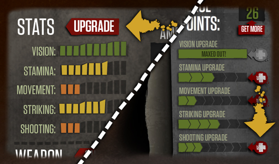 <em>The Walking Dead</em> Social Game – This Week's Tip: How to Apply Skill Points