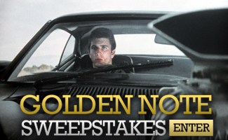 On New Year's Day, AMC's <em>Story Notes</em> Movies Introduce Golden Note Sweeps With Cash Prizes