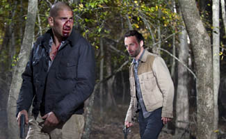 <em>The Walking Dead</em> Grabs Two Golden Reel Nominations