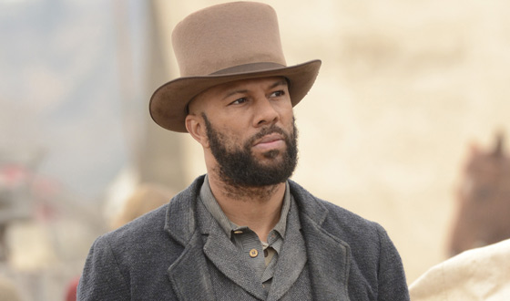 Behind the Scenes Video From Common&#8217;s <em>Luv</em>; <em>Hell on Wheels</em> Returns to U.K. TV Screens