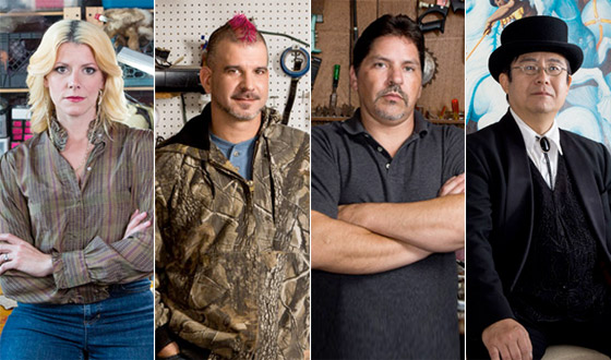 Video &#8211; Profiles of the Cast of <em>Immortalized</em>