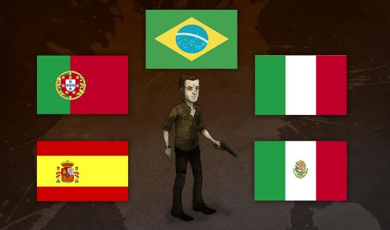 <em>The Walking Dead</em> Social Game is International