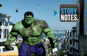 Story Notes for <em>Hulk</em>