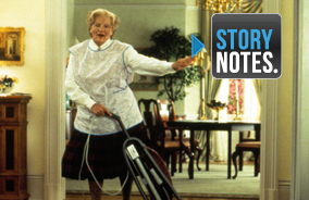 Story Notes for <em>Mrs. Doubtfire</em>