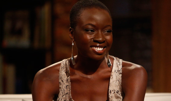 Photos &#8211; Danai Gurira, Norman Reedus and More From <em>Talking Dead</em>
