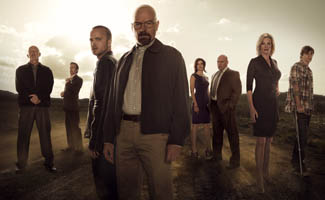 <em>Breaking Bad</em> Wins Writers Guild Award for Best Dramatic Series
