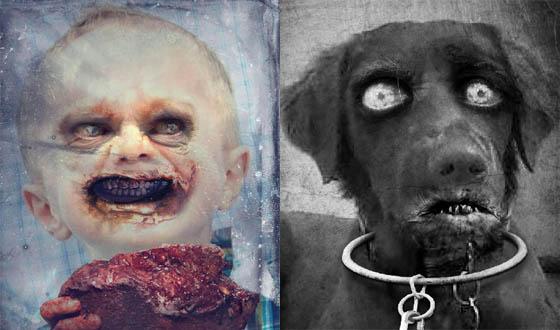 Photos &#8211; Top Ten Current Photos From <em>The Walking Dead</em> Dead Yourself App